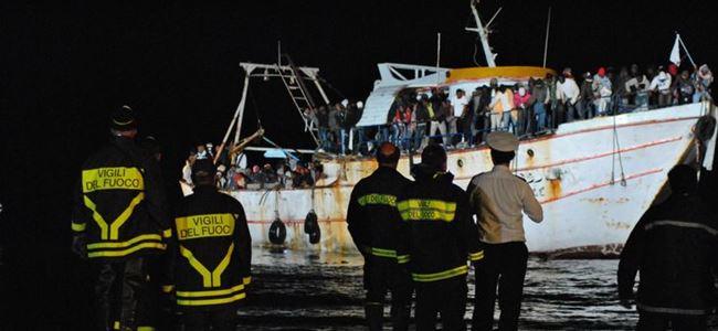 2 bin göçmen kurtarıldı