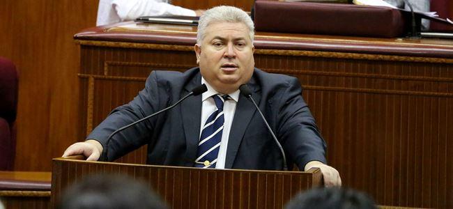 Mecliste HP tartışması