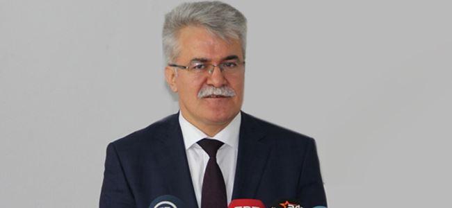 Atalay, AKP'den aday adaylığı için başvuru yaptı