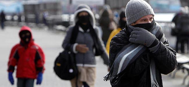 Rusyadan soğuk hava geliyor