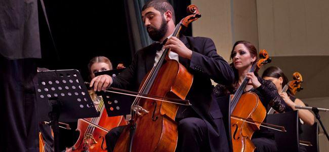 Senfoni Orkestrası sahne aldı