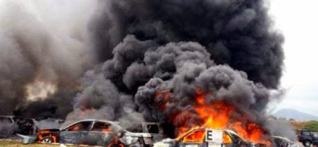Hava saldırısında: 36 ölü, 24 yaralı