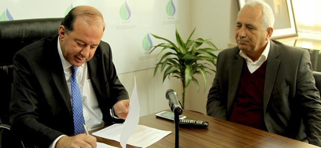 Hatıra Ormanları için protokol imzalandı