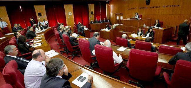 Meclis güncel konuları tartıştı