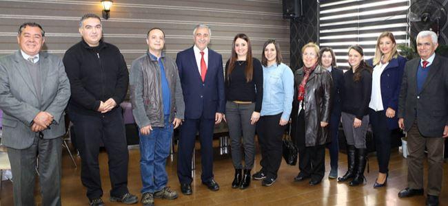 Kıbrıs Türk gençleri artık uluslararası alana açılabilmeli