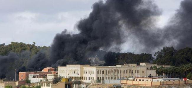 Libyada intihar saldırısında 31 ölü