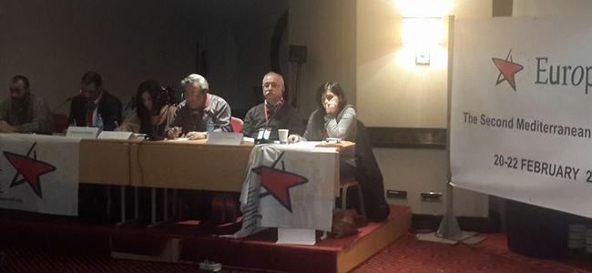 """İzcan: """"Kıbrıs sorunu uluslararası bir sorun"""""""