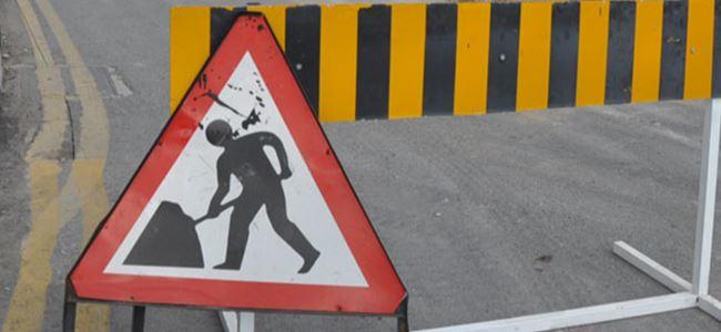 Girne- Değirmenlik yolunda trafik düzenlemesi