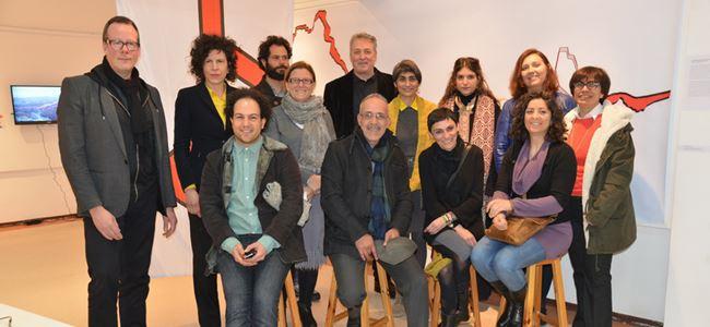 Uluslararası Sanatçılar Rezidansı sergisi açıldı