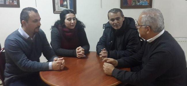 BKP, Berkin Elvan'ın ailesiyle görüştü