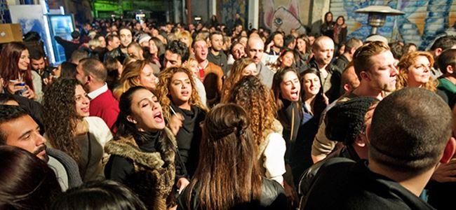 'Çıkmaz Sokak Partileri'ne devam