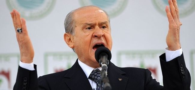 Devlet Bahçeliden Kıbrıs açıklaması