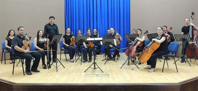 LTB Orkestrası, Çatalköy'de sahne alacak