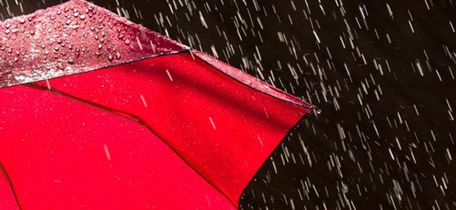 En çok yağış yine Alsancaka
