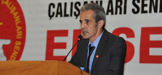 El-Sen'den Kıb-Tek Yönetimine destek