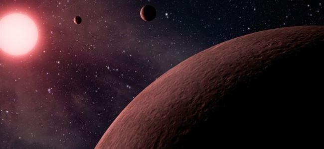 Gök bilimciler kozmik canavar keşfetti