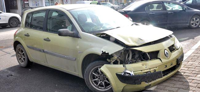 Yolda U dönüşü kazaya neden oldu