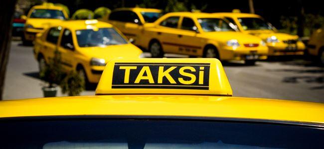 Taksiciden örnek davranış