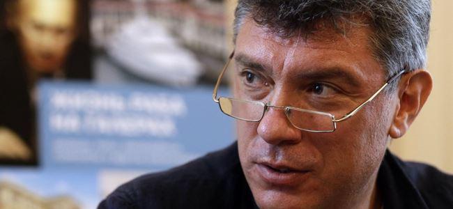 Nemtsov silahlı saldırıda öldürüldü