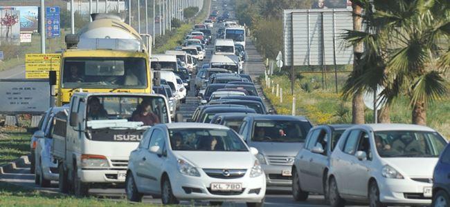 Bir haftada 68 trafik kazası