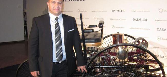Yılın Girişimcisi Serhan Kombos