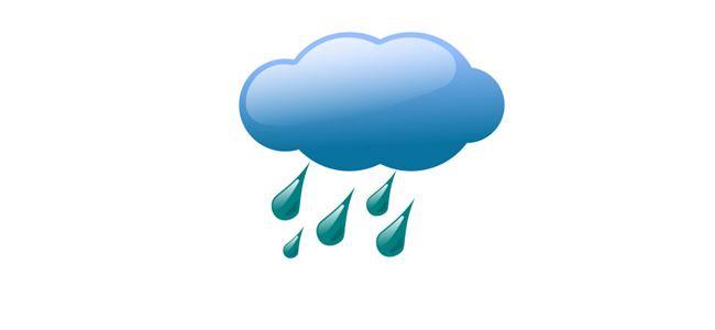 En fazla yağış Dipkarpaz'a düştü