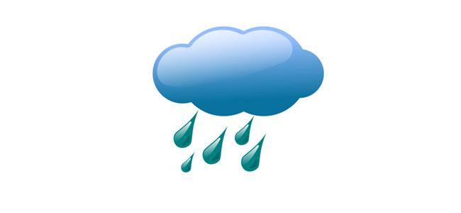 En fazla yağış Kalkanlı'ya düştü