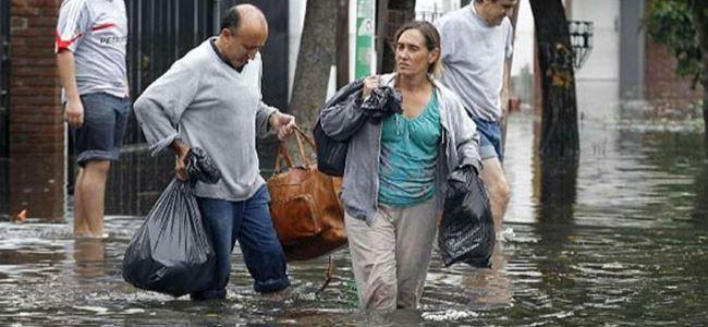 Arjantinde şiddetli yağışlar can aldı