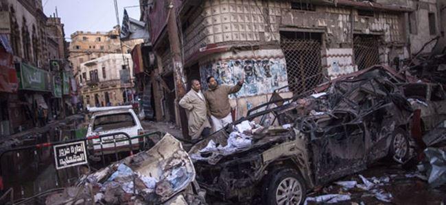 Mısırda bombalı saldırı