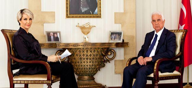 Eroğlu, CNN Türk'e konuştu