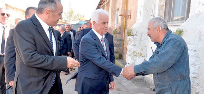 """""""Kıbrıs'ta barış var"""""""