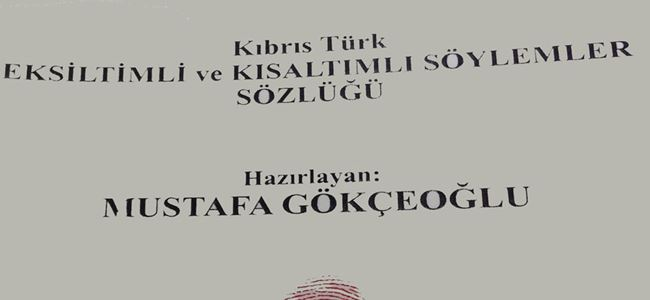 Mustafa Gökçeoğlundan 30. kitap