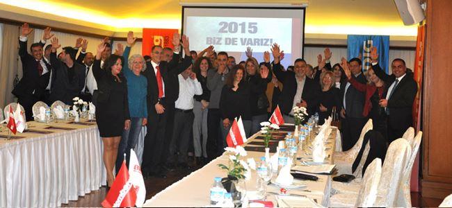 Armar Group'ta 2015 Hedefleri ve Değişim Kampanyası
