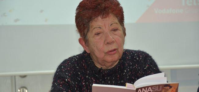 Neriman Cahit ile Kıbrıs Türk Kadını konuşuldu