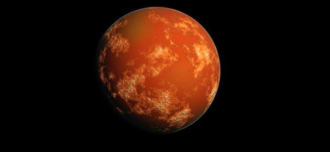Marsta okyanus iddiası