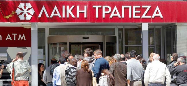 """Gündem, """"Laiki""""nin """"Kıbrıs Bankası""""ndaki yüzde 18 hissesi..."""