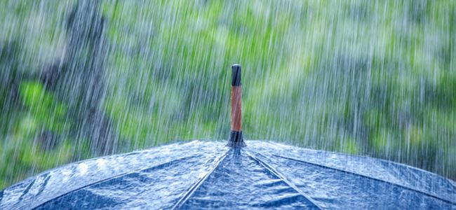 En fazla yağış Alevkaya'ya