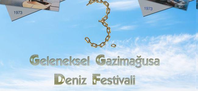 Mağusada Deniz Festivali yapılıyor