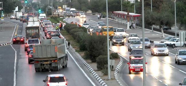 Bu yollar trafiğe KAPALI
