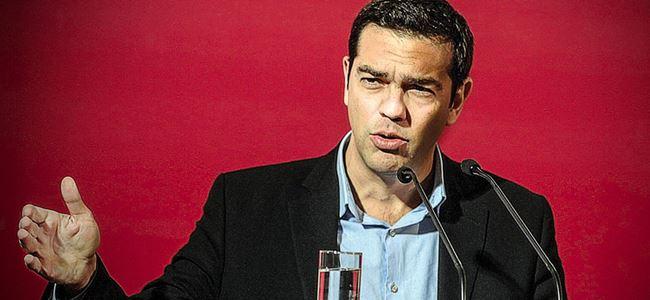 Tsipras, Brükselde AB Başkanları ile görüştü