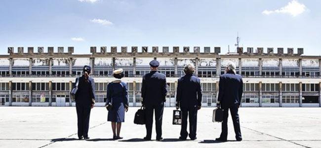'Bölünmüş Başkent'in Hayalet Havaalanı'