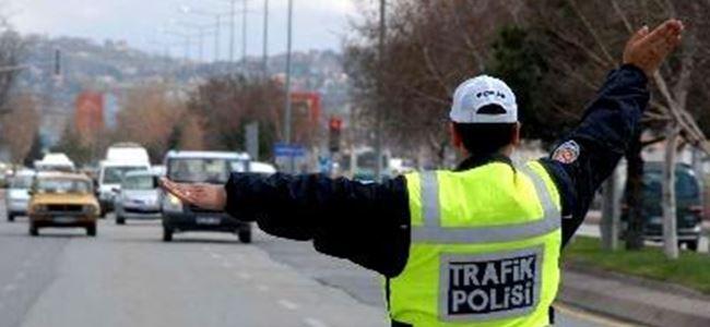 Dikkat: Bu yollar trafiğe kapalı