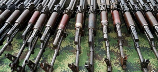 Türkiye dünyanın en büyük yedinci silah ithalatçısı