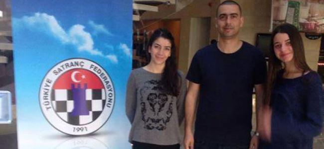 Satrançta Türkiye'de başarı
