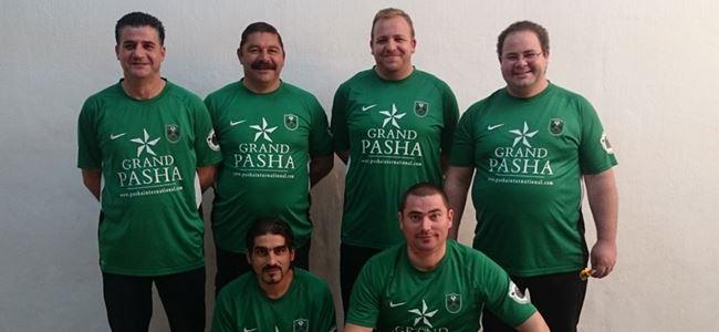 Dartsta Federasyon Kupası başladı