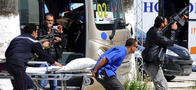 Müze saldırısında 23 ölü