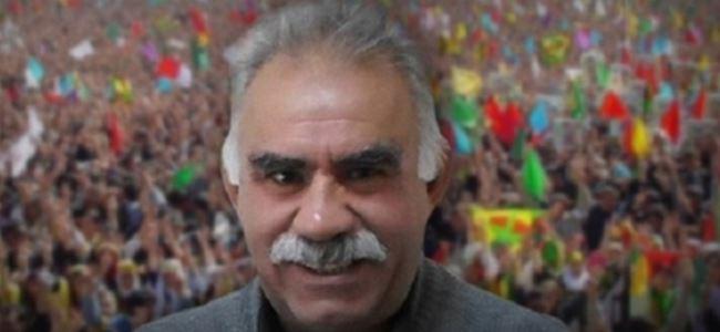 """Öcalan: """"Gün barış günü, kongre yapılmalı"""""""