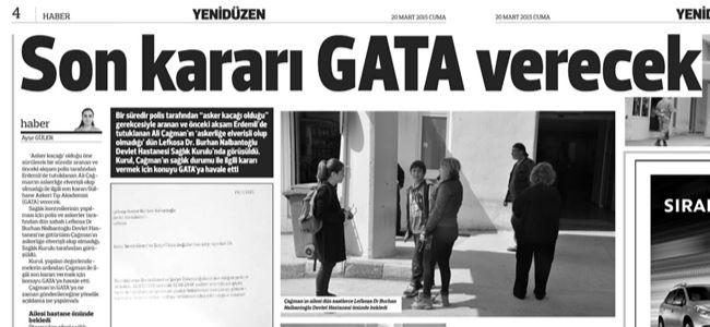 YKP, 'Çağman' için Gülseren'de toplanacak