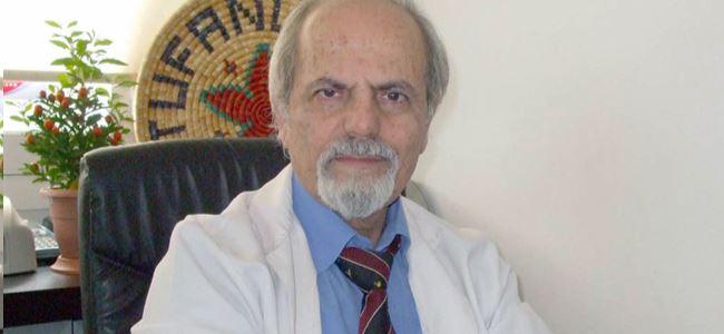 Dr Mehmet Tufanı kaybettik