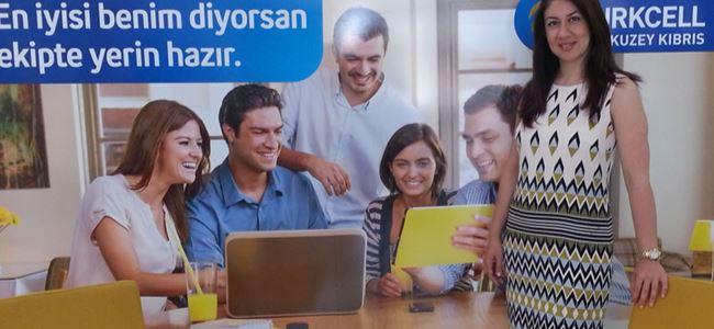 Kuzey Kıbrıs Turkcell'de staj imkanı